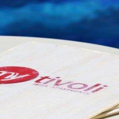 Отель Apartamentos Playasol My Tivoli Испания, Ивиса - отзывы, цены и фото номеров - забронировать отель Apartamentos Playasol My Tivoli онлайн спортивное сооружение