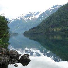 Отель Nesset Fjordcamping
