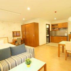 Апартаменты Song Hung Apartments Улучшенные апартаменты с различными типами кроватей фото 35
