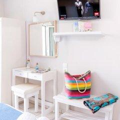 Отель Ilios Studios Stalis Студия с различными типами кроватей фото 49