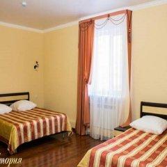 Гостиница Виктория 3* Стандартный номер с 2 отдельными кроватями фото 2