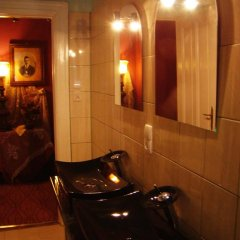 Отель Hostelik Wiktoriański Стандартный номер с различными типами кроватей (общая ванная комната) фото 13