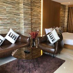 Отель Club Bamboo Boutique Resort & Spa 3* Улучшенный номер с различными типами кроватей фото 7