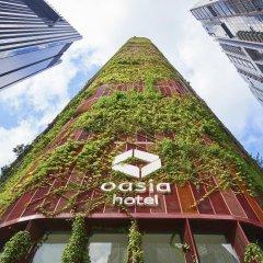 Oasia Hotel Downtown Singapore фото 7