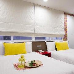 ECFA Hotel Ximen 2* Стандартный номер с различными типами кроватей фото 6