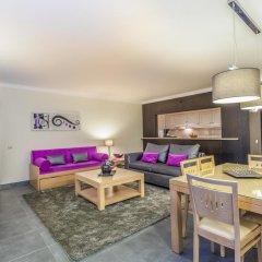Santa Eulalia Hotel Apartamento & Spa 4* Семейный люкс с двуспальной кроватью фото 4