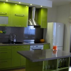 Апартаменты Mindaugo Apartment 23A Апартаменты с различными типами кроватей фото 8