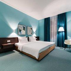 Design Hotel Stadt Rosenheim 3* Номер Комфорт двуспальная кровать фото 6