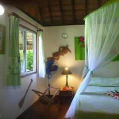 Отель Fare Vaihere Французская Полинезия, Муреа - отзывы, цены и фото номеров - забронировать отель Fare Vaihere онлайн комната для гостей фото 4