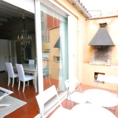 Отель Fraternitat Sdb Барселона балкон