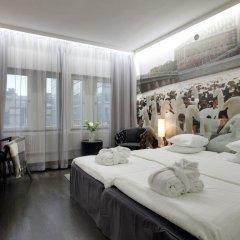 Hotel C Stockholm 4* Стандартный номер с двуспальной кроватью фото 2