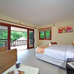 Отель Summitra Pavilion Villa No. 9 комната для гостей фото 3