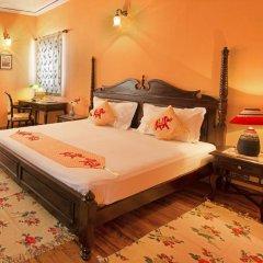 Отель Ikaki Niwas 3* Стандартный номер с различными типами кроватей фото 9