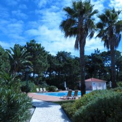 Отель Casa Pinha бассейн