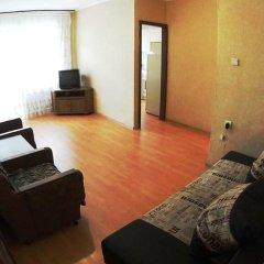 Апартаменты Tikhy Centre Apartments Новосибирск комната для гостей фото 3