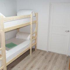 Гостиница Oh My Kant on Olshtynskaya Кровать в общем номере с двухъярусными кроватями фото 20