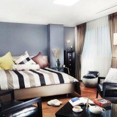 Отель N Fourseason Hotel Myeongdong Южная Корея, Сеул - отзывы, цены и фото номеров - забронировать отель N Fourseason Hotel Myeongdong онлайн комната для гостей фото 4