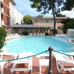 Hotel Milano Helvetia балкон