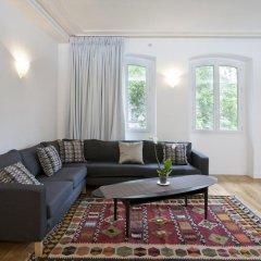 Апартаменты Rambuteau Apartment комната для гостей фото 2
