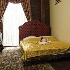 Отель Lódzki Palacyk 3* Стандартный номер с двуспальной кроватью (общая ванная комната) фото 6