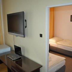 Hotel Svornost 3* Люкс с различными типами кроватей фото 9