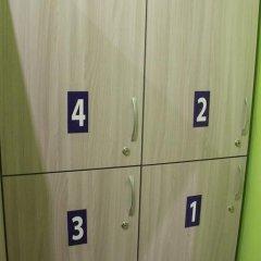 Хостел Позитив сейф в номере