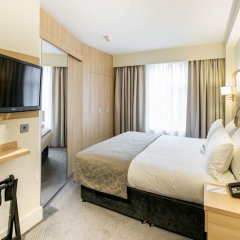 Отель Holiday Inn London - Kensington 4* Стандартный номер фото 4