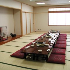 Отель Japanese Auberge Plaza Ryokufu Natural Hot Spring