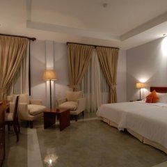 Отель Villa Hue 3* Улучшенный номер с 2 отдельными кроватями фото 2