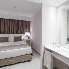 Отель Catalonia Roma 3* Стандартный номер с различными типами кроватей фото 5