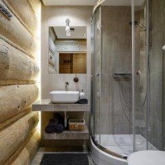 Отель Jędruś Польша, Закопане - отзывы, цены и фото номеров - забронировать отель Jędruś онлайн ванная