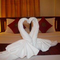 Отель Villa Saykham 3* Стандартный номер с различными типами кроватей фото 12