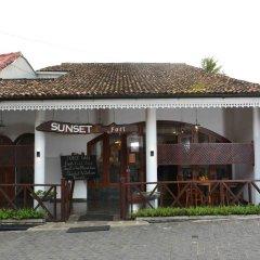 Sunset Fort Hotel парковка