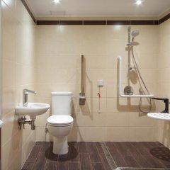 Гостиница Хилтон Гарден Инн Ульяновск 4* Стандартный номер разные типы кроватей фото 4