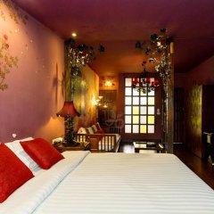 Отель Old Capital Bike Inn 3* Люкс с различными типами кроватей фото 8