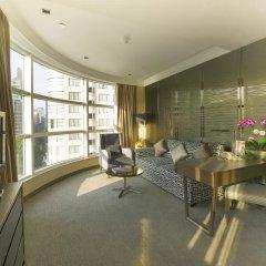 Отель The Salisbury - YMCA of Hong Kong Семейный люкс с двуспальной кроватью фото 2