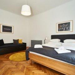 Апартаменты Irundo Zagreb - Downtown Apartments Стандартный номер с различными типами кроватей фото 4