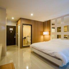 Отель Naka Residence 3* Номер Делюкс двуспальная кровать фото 9