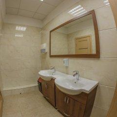 DimAL Hostel Almaty Кровать в общем номере двухъярусные кровати фото 7