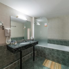 Hotel Kavkaz Golden Dune - Все включено 4* Стандартный семейный номер с двуспальной кроватью фото 13