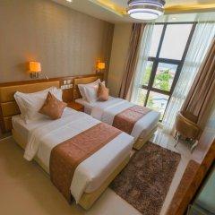 Отель Unima Grand 3* Номер Делюкс с различными типами кроватей фото 10