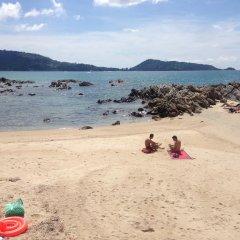Sky Lantern Hotel пляж