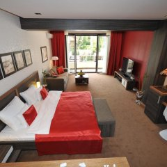 Belgrade Boutique Hotel 4* Стандартный номер с различными типами кроватей фото 17