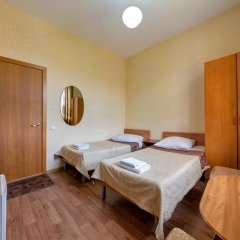 Гостиница Кузбасс комната для гостей фото 5