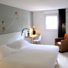 Best Western Hotel Alcyon 3* Улучшенный номер с различными типами кроватей фото 2