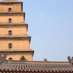 Отель 7Days Inn Xi'an Small Wild Goose Pagoda Nanshaomen Branch Китай, Сиань - отзывы, цены и фото номеров - забронировать отель 7Days Inn Xi'an Small Wild Goose Pagoda Nanshaomen Branch онлайн