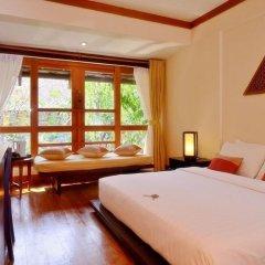 Отель Baan Talay Dao 3* Студия с различными типами кроватей фото 3