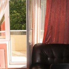 Hotel na Turbinnoy 3* Семейная студия с двуспальной кроватью фото 7