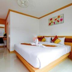 Отель Phusita House 3 2* Улучшенный номер с различными типами кроватей