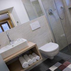 Отель Garni Appartements Almrausch Горнолыжный курорт Ортлер ванная фото 2
